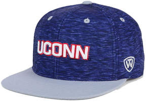 Top of the World Connecticut Huskies Energy 2-Tone Snapback Cap
