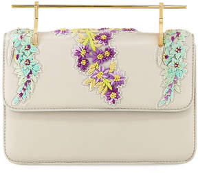 M2Malletier La Fleur Du Mal Floral Top Handle Bag