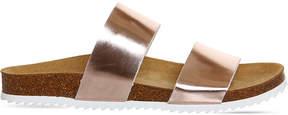 Office Oslo 2 metallic sandals