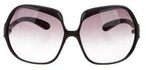 Ungaro Tinted Oversize Sunglasses