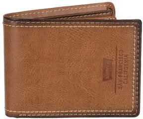 Levi's Levis Men's Slimfold Extra-Capacity Wallet