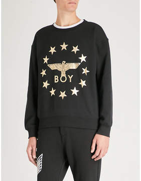 Boy London Globe Star Eagle sweatshirt