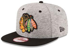 New Era Adult Chicago Blackhawks Rogue 9FIFTY Snapback Cap
