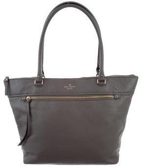 Kate Spade Cobble Hill Gina Tote - GREY - STYLE