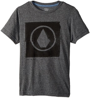 Volcom Chop Stone Short Sleeve Tee Boy's T Shirt