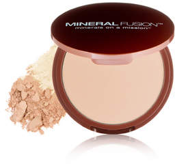 Mineral Fusion Pressed Powder Foundation - Olive 2