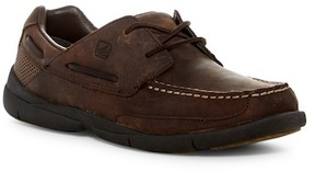 Sperry Charter Boat Shoe - Wide Width Available (Baby, Toddler, & Little Kid)