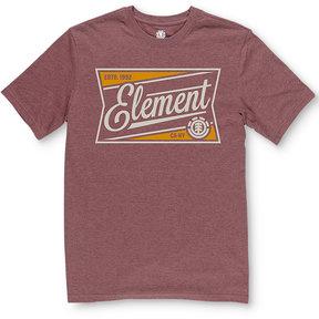 Element Men's Wedge Graphic-Print T-Shirt