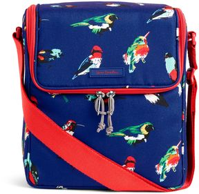 Vera Bradley Stay Cooler - MINI TODY BIRDS BLUE - STYLE