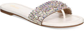 Thalia Sodi Jozie Embellished Sandals, Created for Macy's Women's Shoes