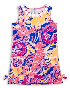 Lilly Pulitzer Toddler's, Little Girl's, & Girl's Printed Design Dress