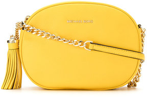 MICHAEL Michael Kors 30H6GGNM2L 719 Leather/Fur/Exotic Skins->Leather - YELLOW & ORANGE - STYLE