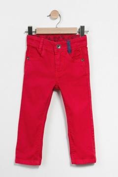 Catimini Red Skinny Jeans