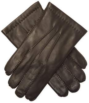 Portolano Men's Nappa Leather Keyhole Gloves