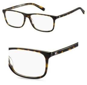 Tommy Hilfiger Eyeglasses T_hilfiger 1452 0A84 Havana Yellow