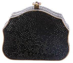 Judith Leiber Crystal-Embellished Mini Minaudière