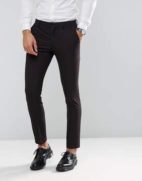 Selected Skinny Tuxedo Suit PANTS
