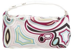 Emilio Pucci Printed Handle Bag