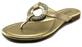 Alfani Womens Hannia Open Toe Casual Slide Sandals.