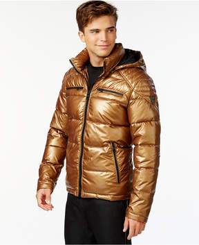 GUESS Hooded Puffer Jacket