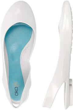 OKA b. Ivory Brooke Ballet Flat - Women