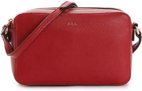 Lauren Ralph Lauren Dowell Camera Leather Crossbody Bag - Women's