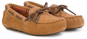UGG lace-up moccassins