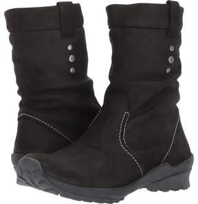 Wolky Bryce Waterproof Women's Waterproof Boots