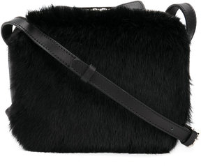 Robert Clergerie double zip crossbody bag