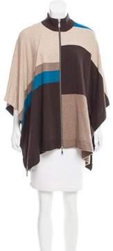 Basler Wool-Blend Poncho w/ Tags