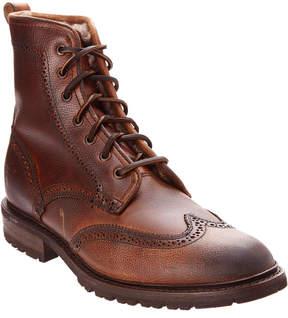 Frye Men's James Leather Wingtip Boot
