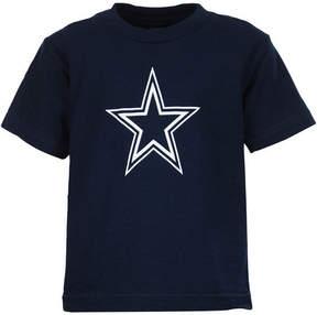 Authentic Nfl Apparel Dallas Cowboys Logo Premier T-Shirt, Little Boys (4-7)