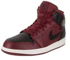 Jordan Nike Men's Air 1 Mid Basketball Shoe.