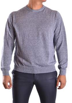 Altea Men's Grey Linen Sweater.