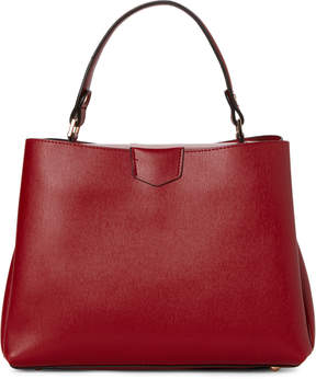Urban Expressions Red Jessamy Bag-In-Bag Tote