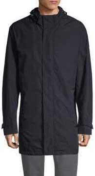 Paul & Shark Classic Hooded Coat