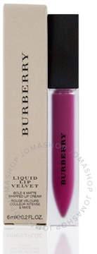 Burberry Liquid Lip Velvet Liquid Lipstick 0.2 oz (6 ml) No.49- Bright Plum