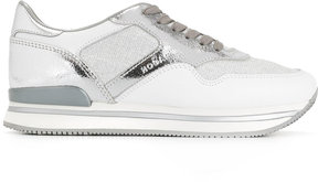Hogan lace up trainers
