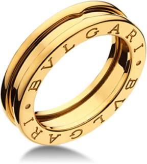 Bulgari Bvlgari B. Zero 1 18K Yellow Gold 1 Band AN852260 Ring