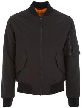 Aspesi Men's Black Polyester Outerwear Jacket.