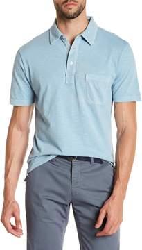 Faherty BRAND Short Sleeve Polo Shirt