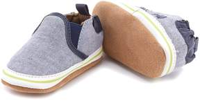 Robeez Baby Boys' Newborn-18 Months Liam Cool Dude Shoes