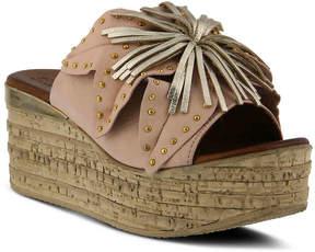 Spring Step Hiroko Wedge Sandal - Women's