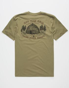 Hippy-Tree HIPPYTREE Wigwam Mens T-Shirt