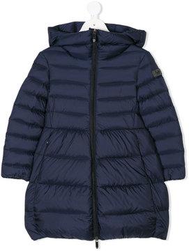 Il Gufo long padded coat