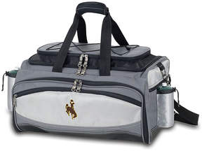 Picnic Time Wyoming Cowboys Vulcan Portable Barbecue Tote Set