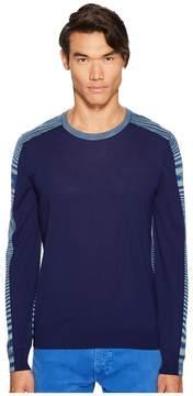 Missoni Fiammata Unito Reversible Knit Men's Sweater