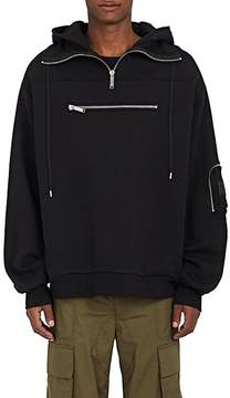 Public School Men's Cotton Fleece Oversized Hoodie