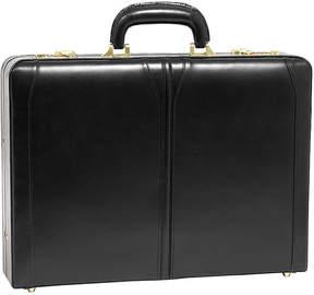 McKlein McKleinUSA Lawson Leather 3.5 Attach Briefcase