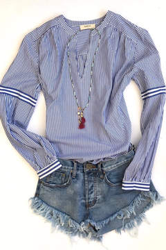 BA&SH School Shirt